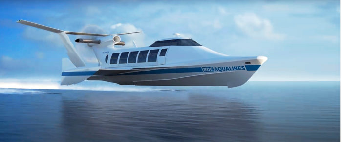 Venäläisvalmistajan EP15 lentää vasta Youtube-videolla. 620 hevosvoimaisen moottorin vauhdittamana taloudellinen matkanopeus on 185 km/h.  Helsinki-Tallinna -väli taittuisi hujauksessa.