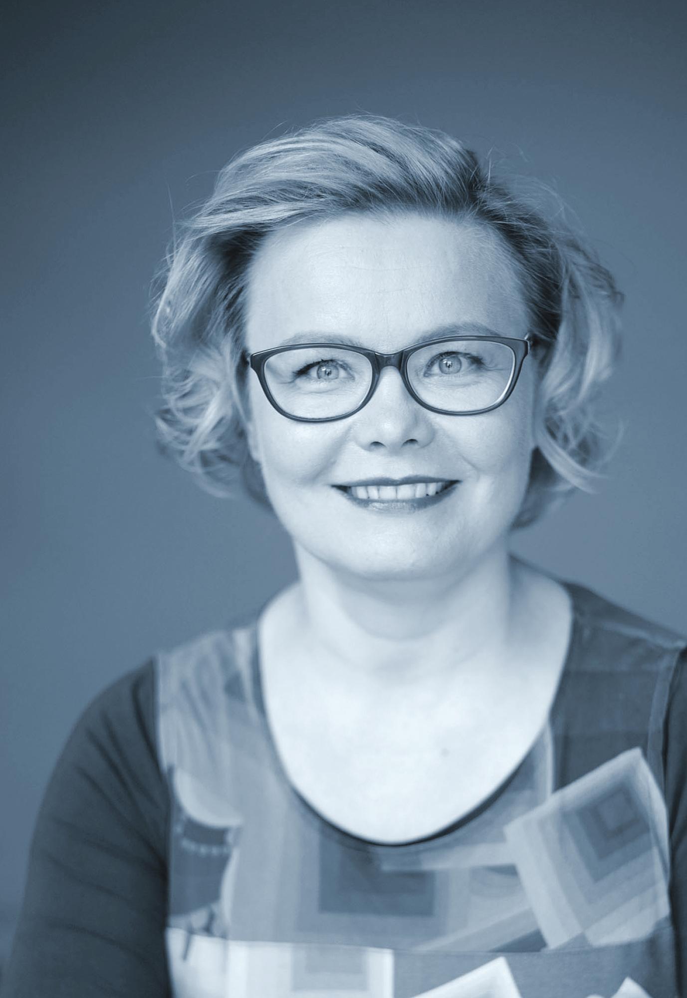 Minna HuotilainenAivotutkija Yle Tieteen blogissa 13.1.2018
