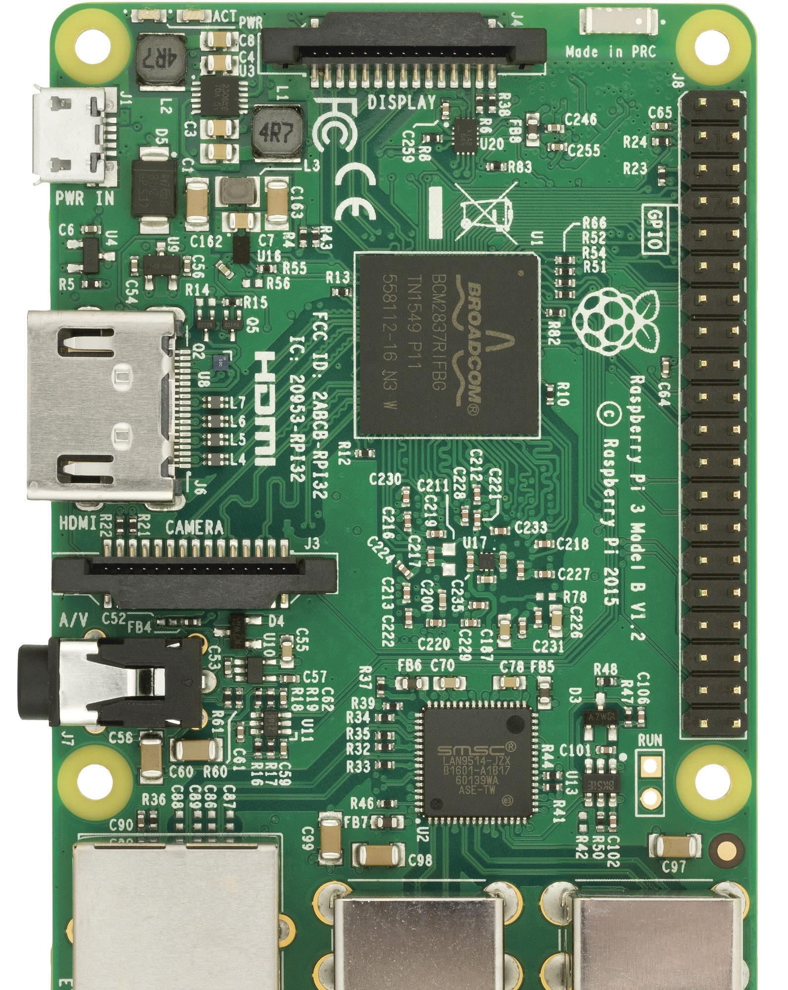 Noin 40 euron Raspberry Pi on suosituin brittitietokone kautta aikojen. Moni Walesissa valmistettu, yhdelle piirilevylle pakattu halpistietokone  päätyy tuomaan älyä erilaisiin älykoti- ja esineiden Internet -projekteihin.