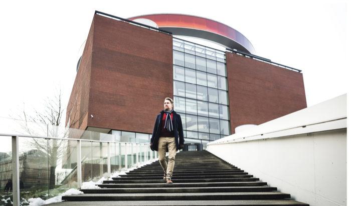 Turusta kotoisin oleva Zacharias Aarnio viettää Tanskan kanssa vielä kuherruskuukautta. Vapaa-aika kuluu maan turistikohteita kierrellen, kuten The ARoS -taidemuseossa Aarhusissa.