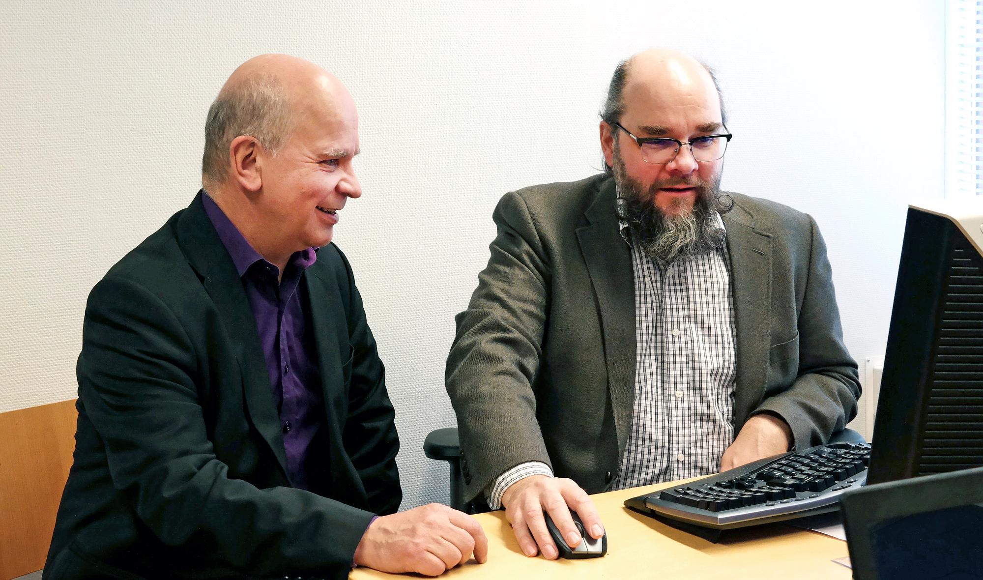 – Paikallinen sopiminen vaatii osaamista, työyhteisövalmentajiksi ryhtyneet DI Aimo Leskelä ja insinööri Mika Kortelainen sanovat.