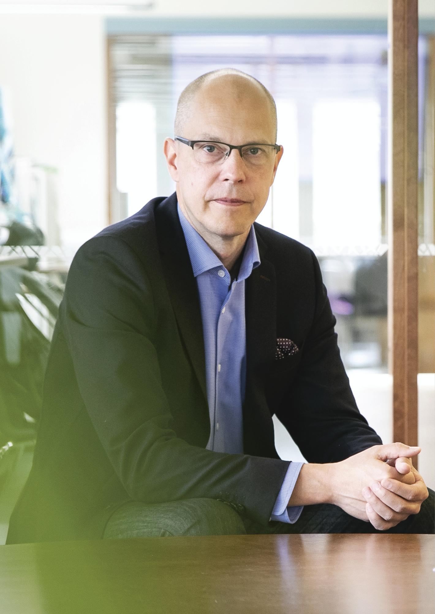 – Hyvää uudessa työaikalaissa on se, että työaikalakia sovelletaan jatkossa myös etätyöhön, YTN:n puheenjohtaja Teemu Hankamäki toteaa.