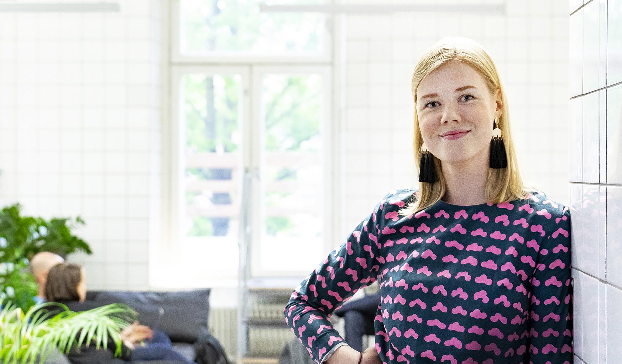 Katja Toropainen on saanut Inklusiiv-kampanjalleen puolestapuhujia Jorma Elorannasta Linda Liukkaaseen. Myös TEK on Inklusiivin kannattaja.
